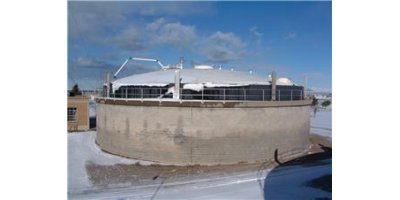 EWT - Steel Digester Covers