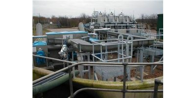 Jones+Attwood Loflow and Washflow - Screening System