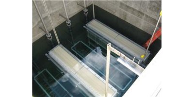 PAD - Model K - Flat Plate Membranes Process For Pre-Thickened Aerobic Digestion