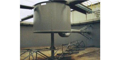 Ovivo - Bridge Supported Clarifier Units