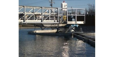 Ovivo - Traveling Bridge Clarifier