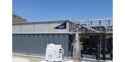 Ovivo nanoBLOX™ - Model MBR - Onsite Wastewater System