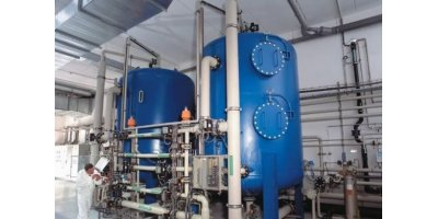Ovivo - Semiconductor Waste Water Treatment Plant