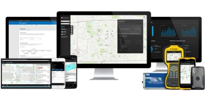 Trimble Unity - GIS-Centric Cloud and Mobile Software