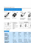 Gems - LS-3 Series - Single-Point Level Switch Catalogue