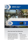 ENVI-Air Operating Gas Analyze Brochure