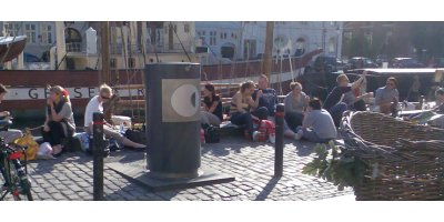 Vacuum systems in historical city centres - Waste and Recycling