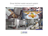 Envac - Kitchen Waste Systems - Brochure