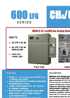 600 LFG CH4/O2 Land Fill Gas Analysis System