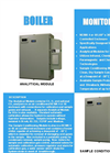 Boiler Monitoring System Specification Sheet