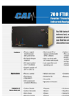 Model 700 FTIR - Fourier Transform Infrared Analyzer Brochure