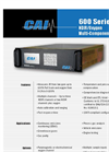 Model 600 Series - NDIR/Oxygen Multi-Component Analyzer Brochure