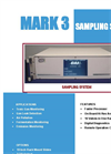 Mark 3 Sampling System Specification Sheets (PDF 397 KB)