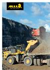 Model M - Excavators Brochure