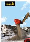 Model D –series - Screening Bucket Brochure