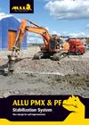 Model PMX - Power Mixer Brochure