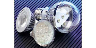 High brightness LED (HBLED) for energy/environment sector