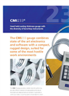 Oxford Instruments - CMI233 - Hand Held Coating Thickness Gauge Brochure