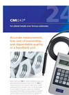 Oxford Instruments - CMI243 - For Plated Metals Over Ferrous Substrates Brochure
