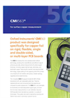 Oxford Instruments - CMI563 - For Surface Copper Measurement Brochure