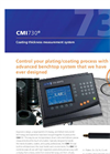 Oxford Instruments - CMI730 - Coating Thickness Measurement System Brochure