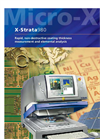 X-Strata980 Coating Thickness Brochure