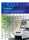 Oxford Instruments - X-Strata920 - Coating Thickness Measurement and Materials Analysis Brochure