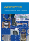 Cryo-Plex - 8 - Low Profile Cryopump – Brochure