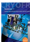TeslatronPT - Integrated Cryogen-Free Magnet with Variable Temperature Insert Brochure