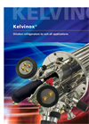 Kelvinox - VT - Dilution Refrigerator, Sample In Vacuum, No 1 K Pot – Brochure