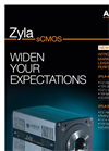 Andor - Zyla 5.5 sCMOS - Ultra Sensitive Imaging Cameras Specifications