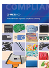X-MET8000CG Handheld XRF Analyser for Regulatory Compliance Screening Brochure