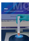 MQC - Benchtop QC Systems From The NMR Specialists - Brochure