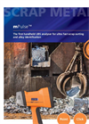 mPulse The First Handheld LIBS Analyser for Ultra Fast Scrap Sorting and Alloy Identification - Brochure