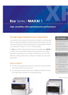 Micro Spot - Model MAXXI 5 - Benchtop Analysers for Metal Finishing Brochure