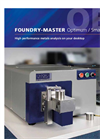 FOUNDRY-MASTER Smart - High Performance Metals Benchtop Analysers Brochure