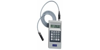 Oxford Instruments - Model CMI233 - Hand Held Coating Thickness Gauge