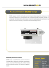 Model SX200/O2 () - Fixed Oxygen Detectors Brochure