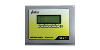 Model GCU8 - Gas Detection & Monitoring System