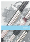 Foundation drilling tools - Shank adapters Product catalogue Brochure
