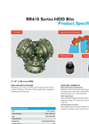 Horizontal Direction Drilling (HDD) bits - RR610_HD4_5.5 Brochure