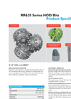 Horizontal Direction Drilling (HDD) bits - HDS27_8.75 Brochure