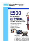 FS500 - Fire Protection System – Specification