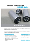 Molded End Cap Rollers – Datasheet