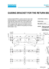 Trackers Return Belt – QR220 - Specification