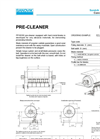 Medium Duty Primary Cleaners - PIT-BOSS – Specifications
