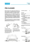 Medium Duty Primary Cleaners - MAX3 – Specification