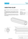 Vibrating Idlers – Specification