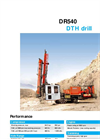 DR540 - Surface DTH Drill Rigs – Specification