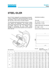 HM120 Steel Rollers - GST/TS/TSE – Specification